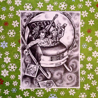 Weber Brothers Christmas Album